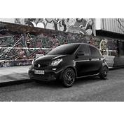 Now You Can Get The Smart ForTwo And ForFour In Black White  Auto