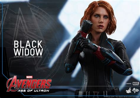 1 6 toys mms288 aou black widow collectible figure