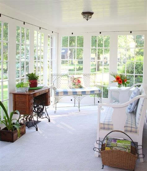 Sun Windows Decor 30 Sunroom Design Ideas Style Motivation