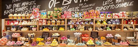 Handmade Products Store - lush cosmetics