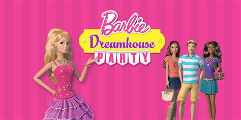 barbie dreamhouse party wii  games nintendo