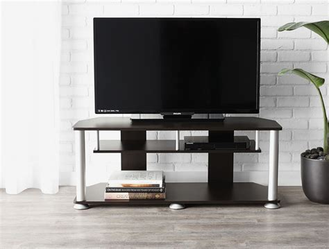 mainstays 16 inch pedestal low profile tv console medium size of living roomawesome