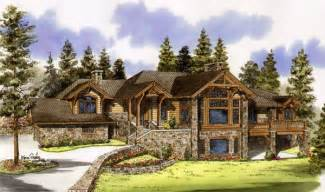 Mountainside Home Plans House Plans Home Plan Details Mountain Magic