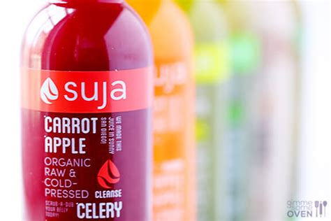 Week Juice Detox by My 3 Day Suja Juice Cleanse Gimme Some Oven