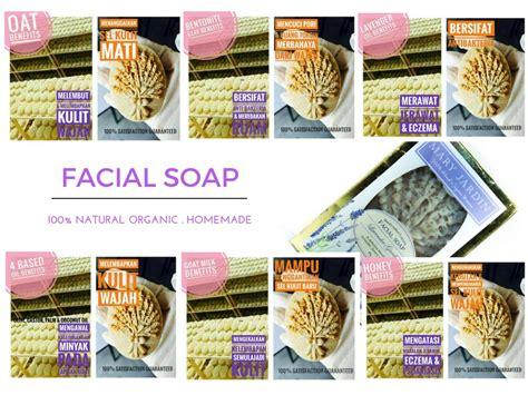 Sabun Muka Jardin soap jardin 100 organic soap
