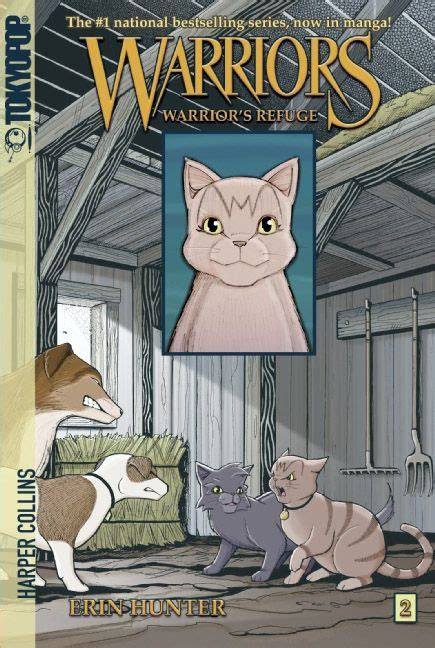 the simi s abcs adventures with hunters books warriors graystripe s adventure 2 warrior s refuge