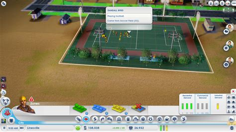 how to build a soccer field in your backyard simcity screenshots mostly destruction greg