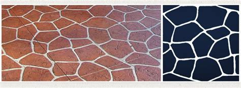 Flagstone Diy Ideas Pinterest Flagstone Stenciling And Diy Ideas Flagstone Pattern Template