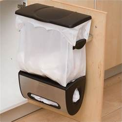 5 space saving solutions to mount inside kitchen cabinet trash can cabinet