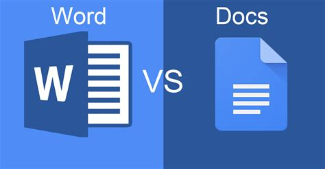 perbedaan google docs  microsoft word