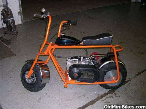 doodle bug mini bike gas tank anyone an quot easy to get quot external doodle bug gas tank