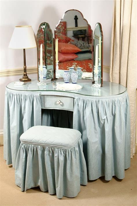 how to a dressing table skirt kidney shaped table kidney shaped dressing table with