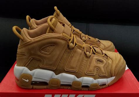 Light Pink Nikes Nike Air More Uptempo Wheat Pushed Back To November 9th