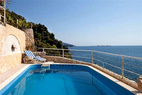 kroatien urlaub haus am meer ferienhaus in dubrovnik direkt am meer villa on the rocks