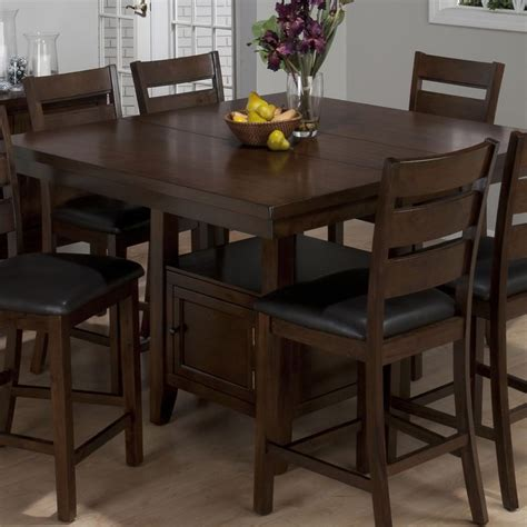counter height dining table set 17 best dining set images on dining rooms