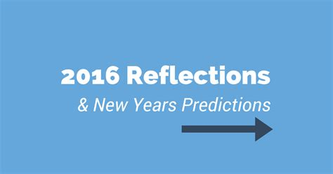 new year 2016 predictions for field service industry 2016 reflections and new year