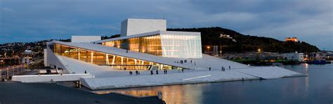 oslo opera house oslo opera house as public space