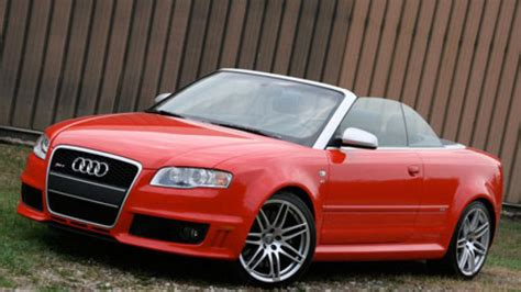 review  audi rs cabriolet quattro gmbhs stephan