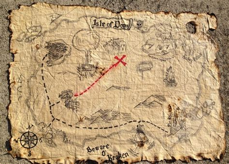 free pirate treasure maps for a pirate birthday party pirate map by abbeydeath on deviantart