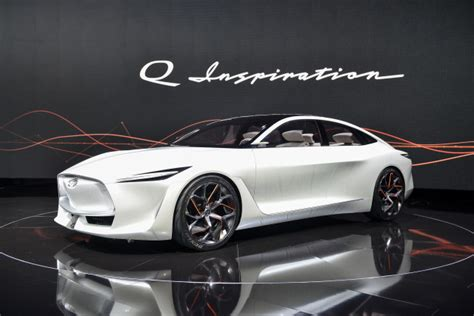 Infinity Auto Electric by Infiniti Announces New Electric Car Lineup Based On Q