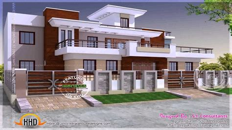 outer wall design outer boundary wall design for home in india youtube