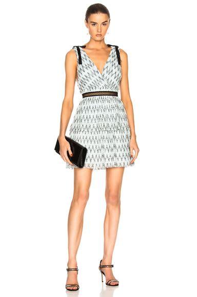 Termurah Mini Dress Dresskat sasson sasson barry linen blend dress in print fwrd