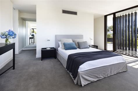 grey carpet bedroom ideas minimalist bedroom in project california house with grey