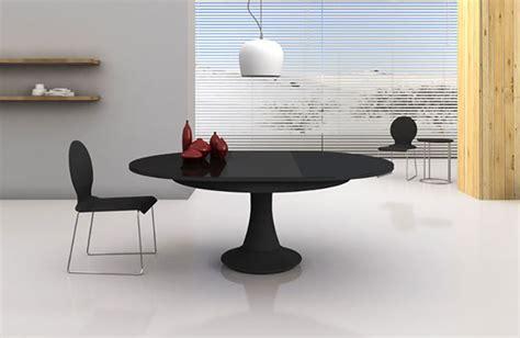tavoli rotondi design tavoli rotondi allungabili dal design moderno mondodesign it