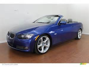2009 Bmw 335i Convertible 2009 Montego Blue Metallic Bmw 3 Series 335i Convertible