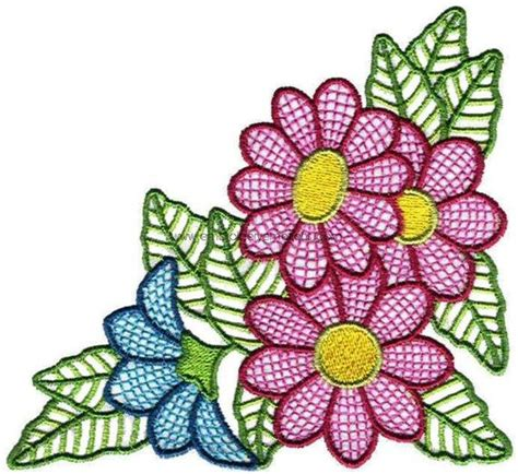 Clipart Embroidery