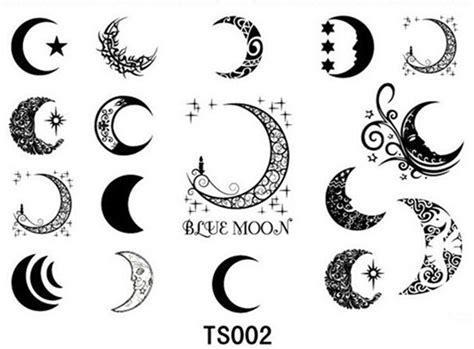 32 moon tattoo designs