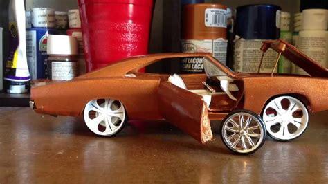 how to make models car tires