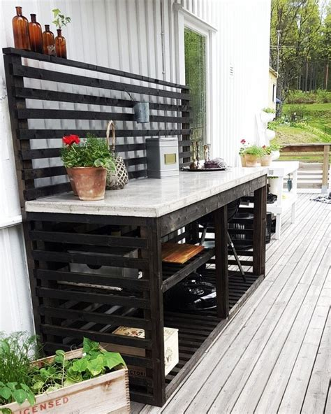 outdoor kitchen ideas diy 2018 this is how to build a simple outoor kitchen with sink materials and plans