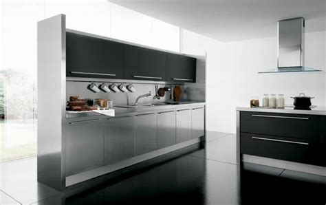 15 modern kitchen cabinets for your ultra contemporary 15 contemporary kitchen designs with stainless steel cabinets rilane