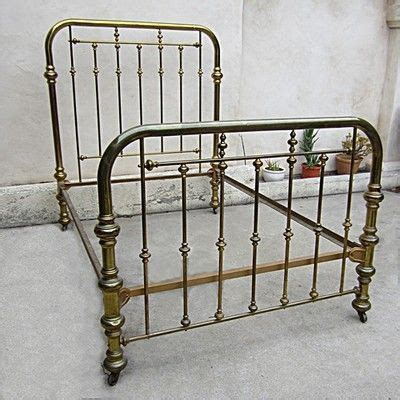 antique brass bed frames 42 best brass beds images on
