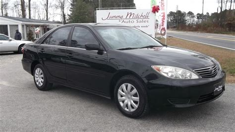 2006 Model Toyota Camry 2006 Toyota Camry Image 13