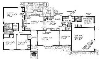 floor plans for ranch style houses ranch style home plans smalltowndjs
