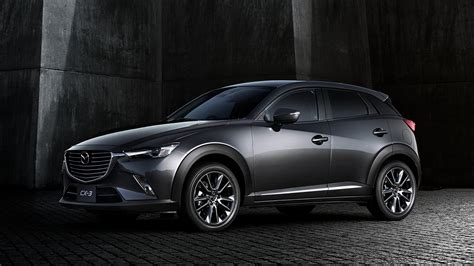 mazda cx3 updated mazda cx 3 spawns gt sport special edition