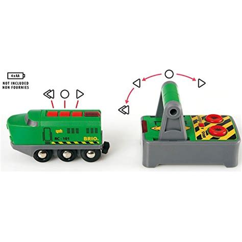 remote control brio train new brio remote control train set 33 517 from japan
