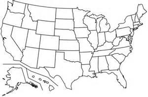 united states map line drawing illustrative mathematics
