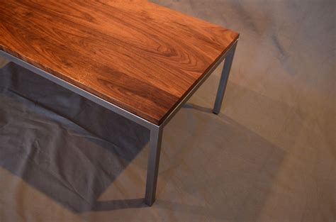 Handmade Walnut Wood And Raw Steel <a  href=