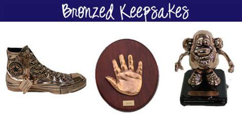 wedding anniversary gifts bronze wedding anniversary