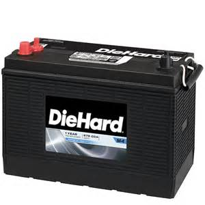 Sears Auto Battery Discount Diehard Marine Rv Battery Dp31dt Ep 31 Price With