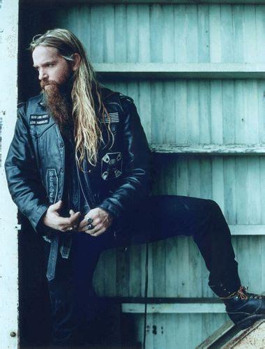 long hairstyles for a biker man zakk wylde leo rising and pisces moon on pinterest