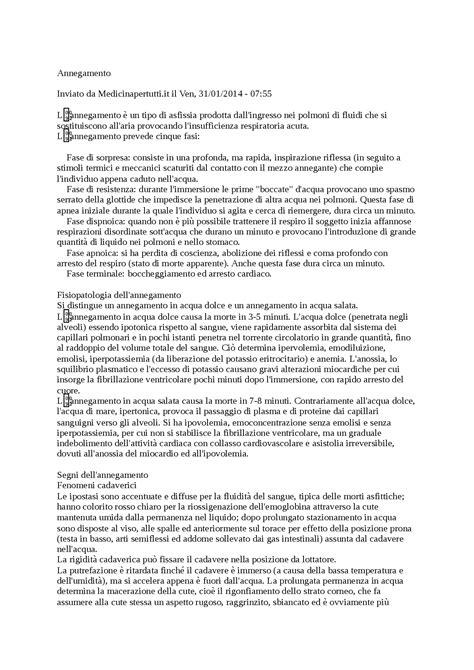 dispense medicina legale medicina legale le asfissie meccaniche violente docsity
