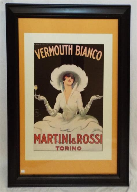 martini and rossi poster martini rossi torino framed poster