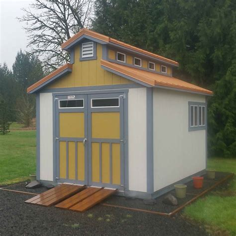 prefab sheds oregon custom sheds 12x16 dollhouse