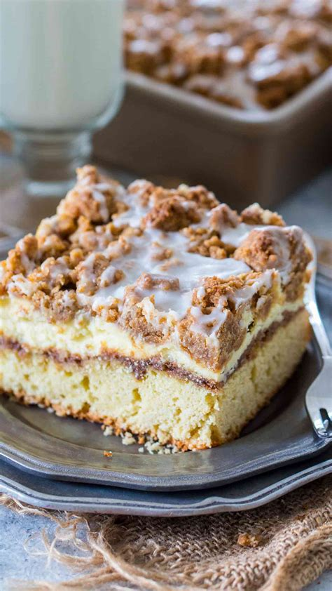 The Sweet Recipe Cake best coffee cake recipe sweet and savory meals