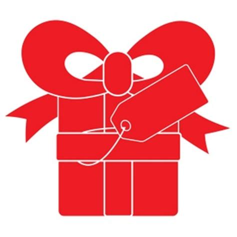 gift tag clipart clipart best