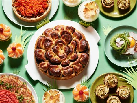 flower food recipe recipes that look like flowers food network everyday